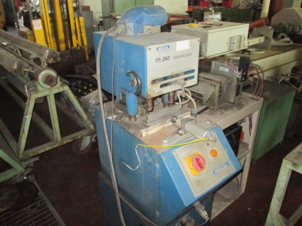 Foratrice usata MECAL FR 262 - Drilling machine